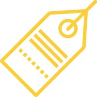 pictogramme étiquette